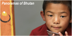 Panoramas of Bhutan