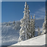 Sun Peaks Skiing 2018