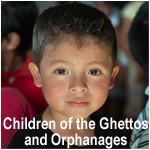 Children of the Ghettos and Orphanages