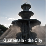 Guatemala - the City