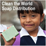 Clean the World: Soap Distribution