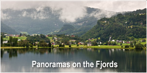 Panoramas of the Fjords