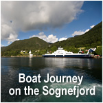 Boat Journey on the Sognefjord