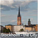 Stockholm - the City