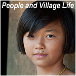 People and Village Life
