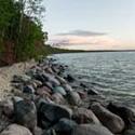 Hecla Island Provincial Park in June