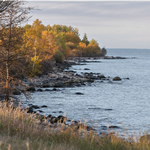 Wandering around Hecla Island in the Fall