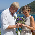 Paul and Jana's Wedding at Skopelos, Greece